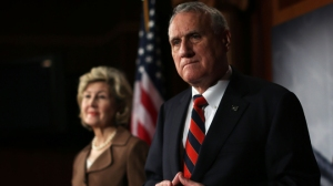 Senators Jon Kyl and Kay Bailey Hutchison (Getty Images)